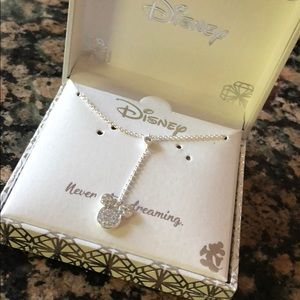 Limited Edition Disney silver necklace
